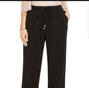 Vince Camuto elastic waist dress pants medium